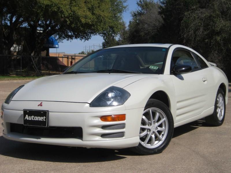 2001 Mitsubishi Eclipse 3dr Cpe GS Auto