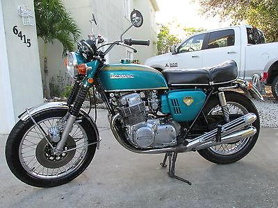 Honda : CB 1970 honda cb 750 cb 750 4