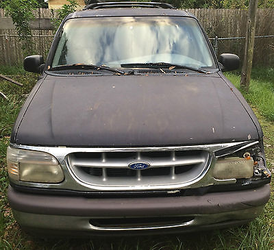 Ford : Explorer XL Sport Utility 4-Door 1997 ford explorer as is clean title