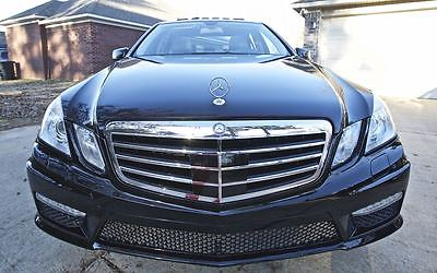 Mercedes-Benz : E-Class Luxury 2010 mercedes e 350 4 matic amg new tires dvd player navigation fully loaded