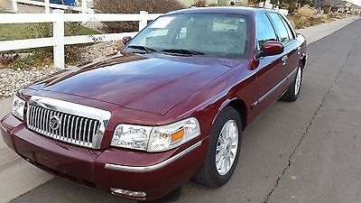 Mercury : Grand Marquis luxury trim, adjust pedals to suit all heights Luxury Sedan: LS, 63,800 miles, excellent condition, always garaged, leather sea