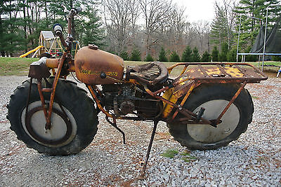 Other Makes : Rokon Trail Breaker 1969 rokon trail breaker
