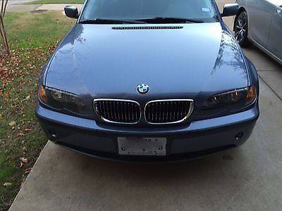 BMW : 3-Series 325I 2003 bmw 325 i sedan only 47 k excellent condition
