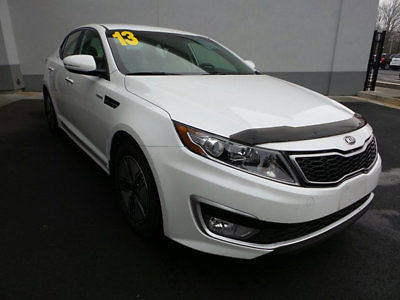 Kia : Optima 4dr Sedan 2.4L Automatic EX Kia Optima Hybrid 4dr Sedan 2.4L Automatic EX Low Miles Automatic 2.4L 4 Cyl  Sn