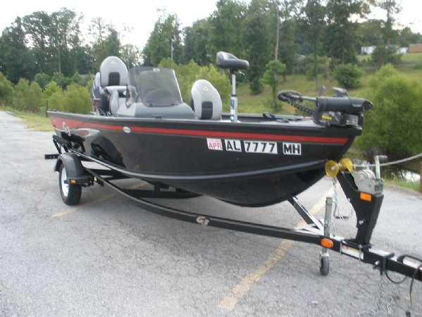 2012 G3 BOATS Angler V167 C