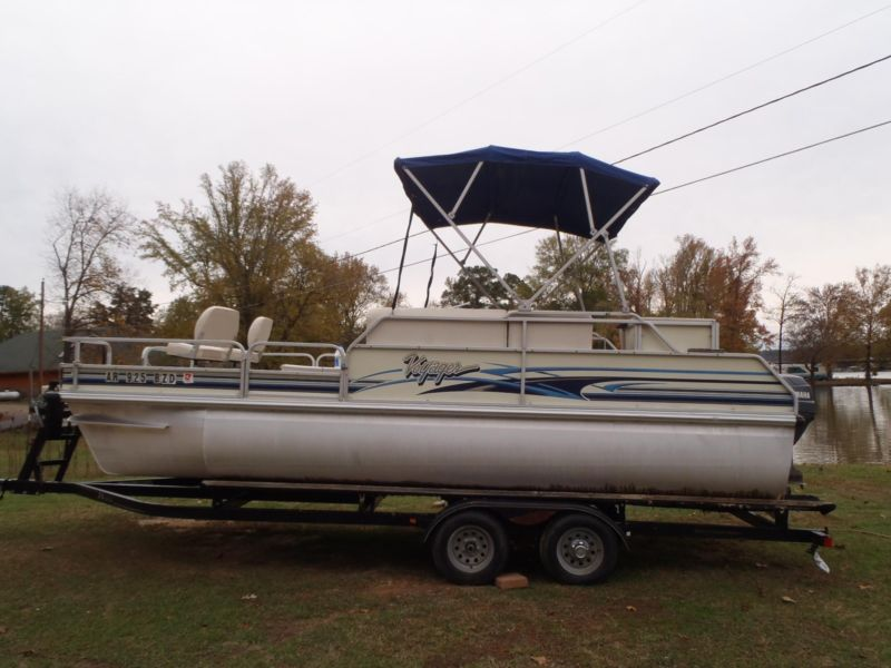 2001 Voyager 20ft w/40hp four stroke Yamaha