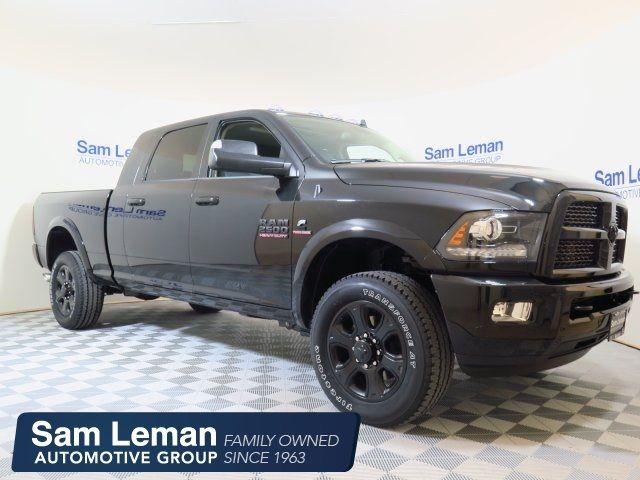 Dodge : Ram 2500 Laramie Laramie Diesel New Truck 6.7L 10 Speakers AM/FM radio: SiriusXM Audio memory USB