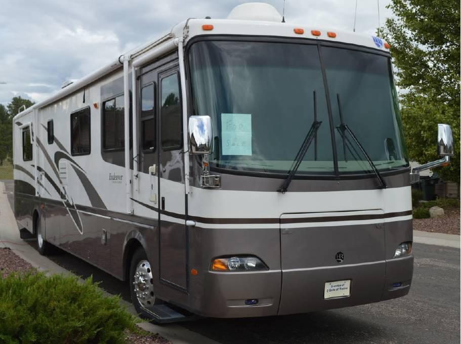 2002 Holiday Rambler ENDEAVOR 40 PBD