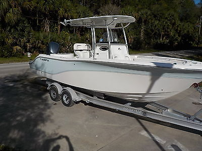 LOADED & NICE- 2012 SEA FOX 256 CC OFFSHORE FISHING BOAT YAMAHA 300 HP 4-STROKE