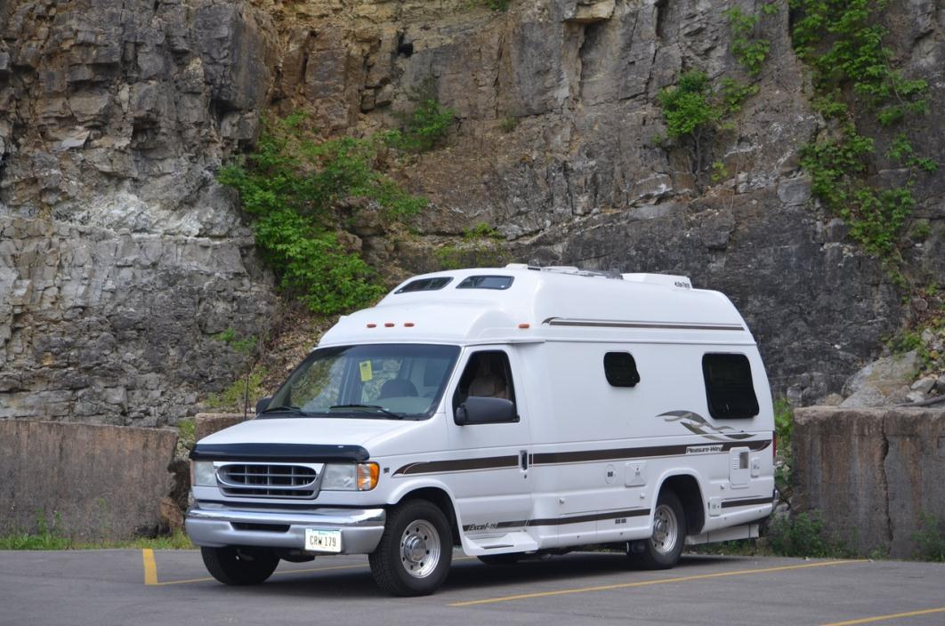 Pleasure Way Ford Excel Ts Rvs For Sale