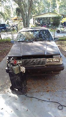 Volvo : 740 GLE PACKAGE NO TITLE BUT CAN GET ONE IF NECESSARY