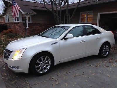 Cadillac : CTS AWD w/1SA 2008 cadillac cts