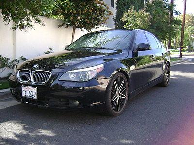 BMW : 5-Series 2005 bmw 545 i