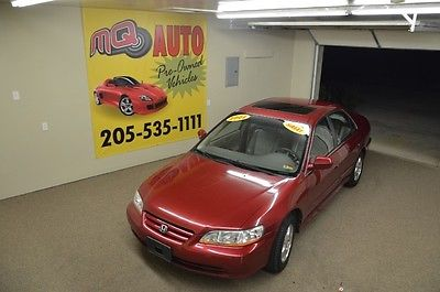 Honda : Accord EX w/Leather 2002 ex w leather