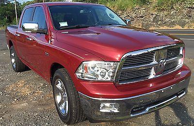 Ram : 1500 Big horn Edition 4 x 4 custom 2012 ram 1500 big horn edition 5.7 l hemi full size crew cab