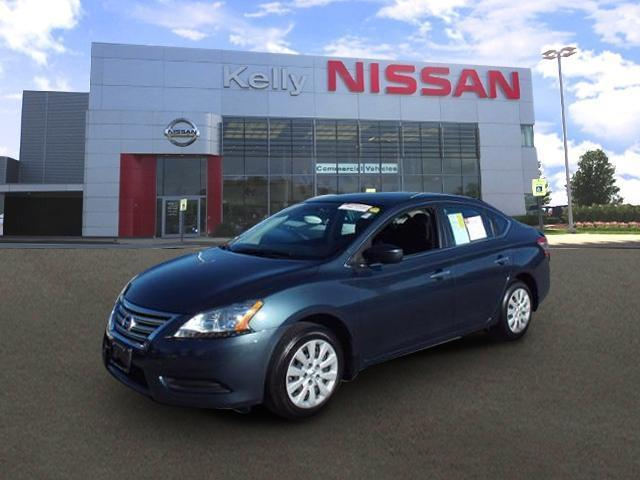 2013 Nissan Sentra Car 4dr Sdn I4 CVT S
