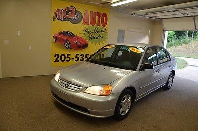 Honda : Civic LX 2001 honda lx