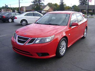 Saab : 9-3 2008 saab 9 3 2.0 l turbo mint condition heated seats best winter car