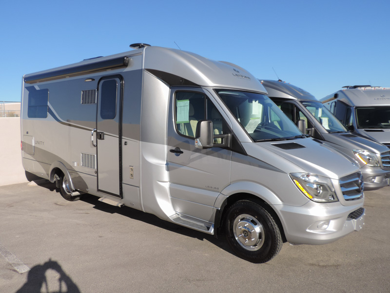 Leisure Travel Unity U24tb Rvs For Sale In Montana
