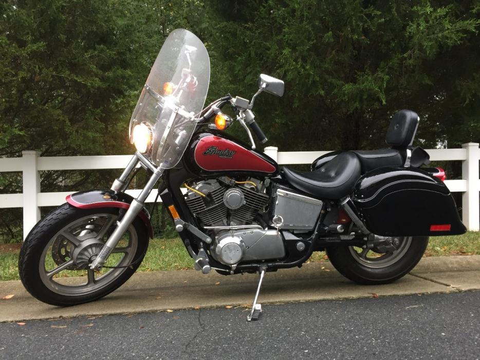 1987 honda shadow 1100 motorcycles for sale. Black Bedroom Furniture Sets. Home Design Ideas