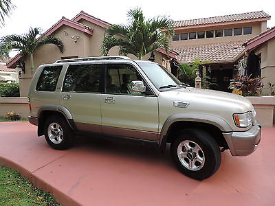 Isuzu : Trooper LS - NO OTHER CAR HAS - NEW TRANSMISSION & BRAKES & NEW MICHELIN TIRES - LOOKS NEW