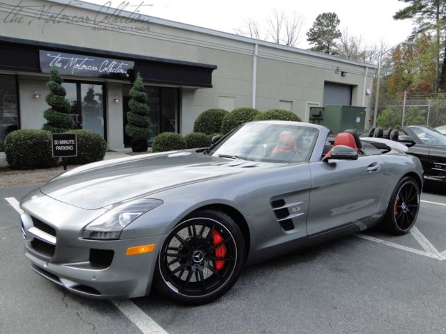 2012 mercedes benz sls amg roadster cars for sale in for Mercedes benz parts in atlanta ga