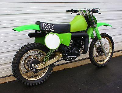 Kawasaki : KX AHRMA KAWASAKI KX250 A5 MOTOCROSS KX 250 KX250A5 honda cr yamaha yz suzuki rm 79