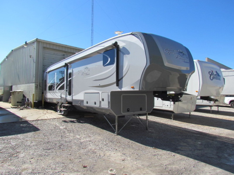 2013 Open Range Rv Residential R417RSS