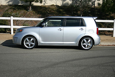 Scion : xB Base 4 Door 2008 scion xb with only 23350 miles on it