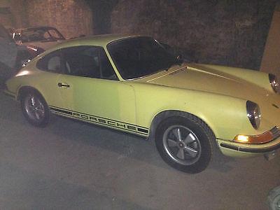 Porsche : 911 911E 1971 porsche 911 e coupe very original part of collection liquidation
