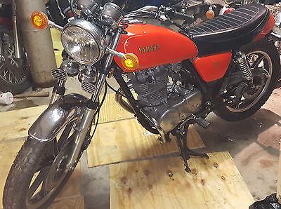 Yamaha : Other 1979 yamaha sr 500
