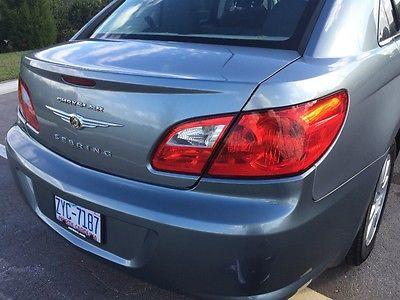 Chrysler : Sebring Chrysler Sebring 4 doors