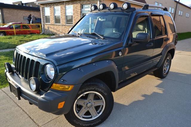 2005 jeep liberty renegade cars for sale. Black Bedroom Furniture Sets. Home Design Ideas
