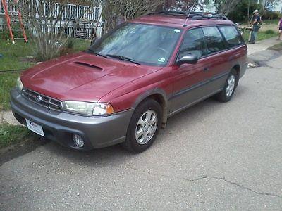 Subaru : Outback 1998 subaru legacy outback 3000 obo