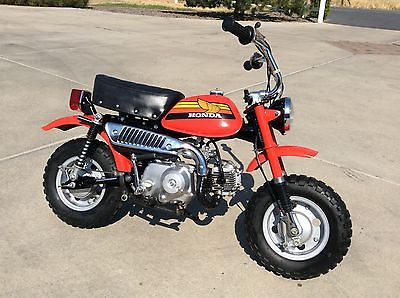 Honda Z50 Mini Trail Motorcycles For Sale