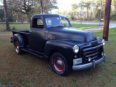 GMC : Other 100 1948 chevy gmc 100 rat rod cheverolet buy it now or make offer