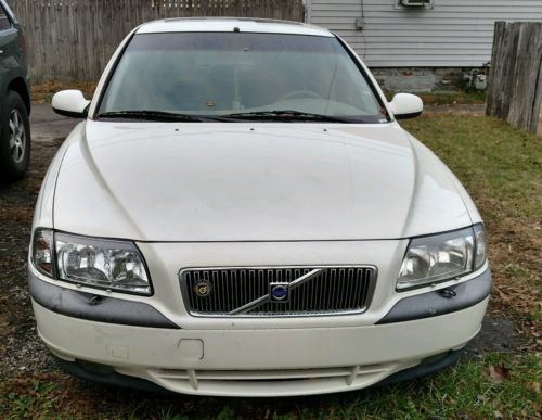 Volvo : Other 2000 volvo s 80 t 6