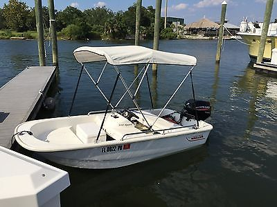 2005 Boston Whaler Sport 110  11'     Yacht Tender