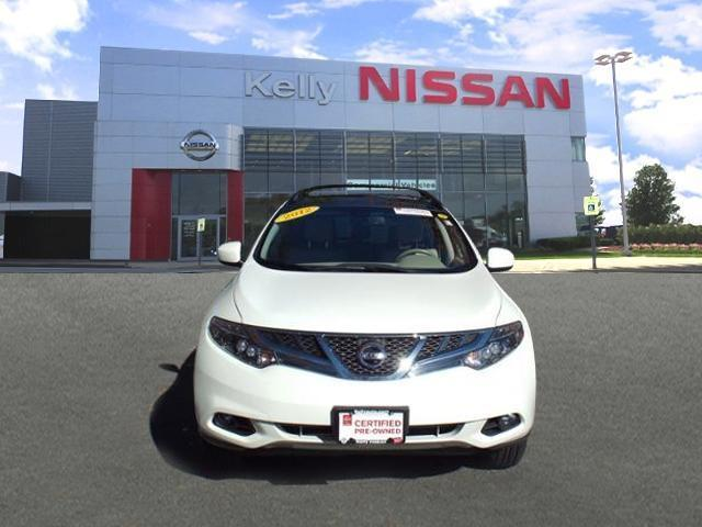 2012 Nissan Murano Sport Utility AWD 4dr LE