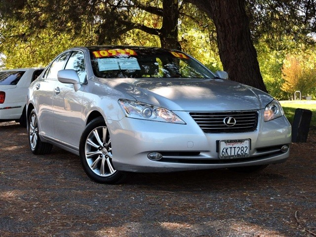 lexus es 350 2007 cars for sale. Black Bedroom Furniture Sets. Home Design Ideas
