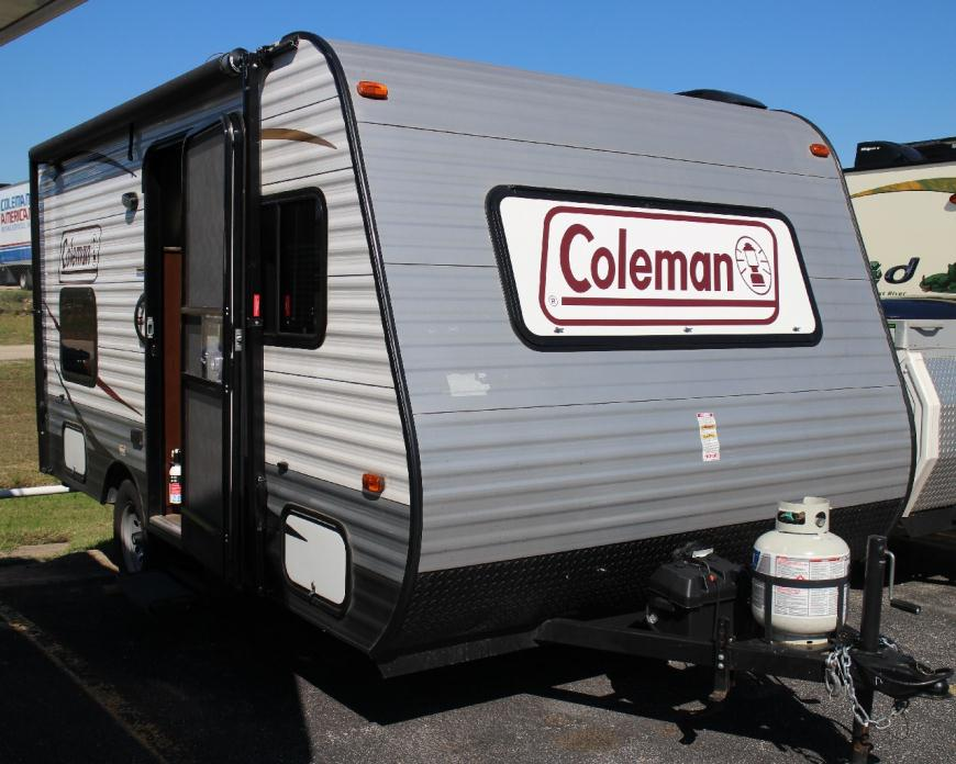 2015 Coleman EXPEDITION CTS 15BH