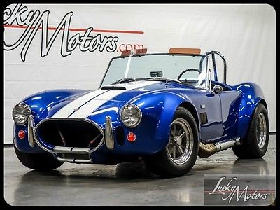 Shelby Roadster 1967 shelby ac cobra 427 600 hp