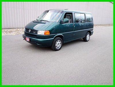 Volkswagen : EuroVan Volkswagen VW Eurovan Camper Table bed Low Miles 2000 volkswagen vw eurovan camper van table bed wheelchair lift low miles