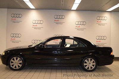 Lincoln : LS 4dr Sedan V8 Automatic w/Ultimate Pkg 2005 lincoln ls 4 dr sedan v 8 ultimate package