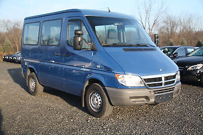 Mercedes-Benz : Other DODGE 8 PASSENGER SPRINTER RARE 903 CHASSIS  118
