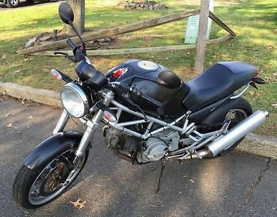 Ducati : Monster 2003 ducat 620 monster dark