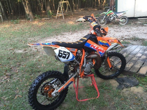 2008 Ktm 105 Sx Motorcycles for sale