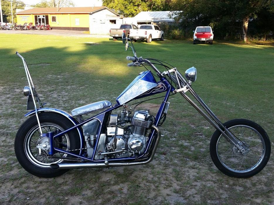 cb 750 chopper motorcycles for sale. Black Bedroom Furniture Sets. Home Design Ideas