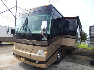 Four winds mandalay coach 40b rvs for sale for Independence rv winter garden fl