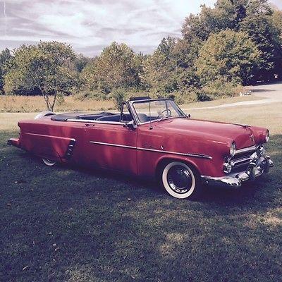Ford : Other Crestline Sunliner 1952 ford crestline base 3.9 l